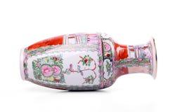 Vaso chinês Fotografia de Stock Royalty Free