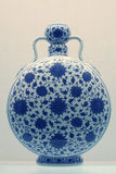 Vaso chinês da porcelana fotografia de stock