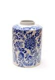 Vaso chinês da porcelana imagem de stock