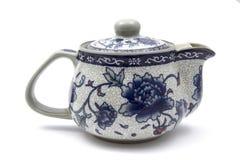 Vaso cinese del tè Fotografia Stock Libera da Diritti