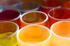Vaso Colourful Immagine Stock