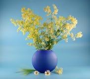 Vaso com ramalhete Fotografia de Stock Royalty Free