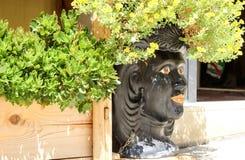 Vaso d'annata siciliano fotografia stock