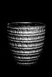 Vaso d'argento Immagini Stock