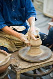 Vaso da argila Imagens de Stock