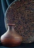 Vaso da argila Fotografia de Stock