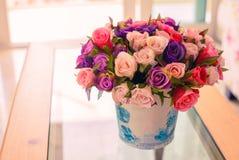 Vaso das flores Imagem de Stock Royalty Free