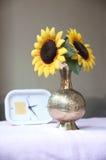 vaso de flor Imagens de Stock