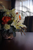Vaso de flor Imagem de Stock Royalty Free