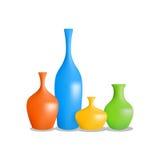 vaso de flor Foto de Stock Royalty Free