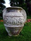 Vaso de flor velho Fotos de Stock