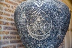 Vaso de Shiraz Foto de Stock