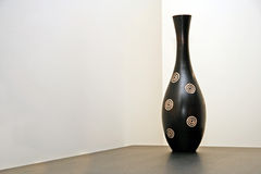 Vaso de vidro Imagem de Stock Royalty Free