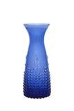Vaso de vidro retro Fotografia de Stock Royalty Free