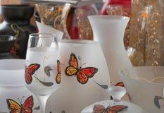 Vaso decorativo Imagem de Stock Royalty Free