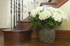 Vaso del fiore Immagine Stock Libera da Diritti