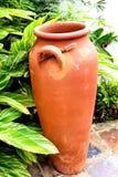 Vaso del giardino Fotografie Stock
