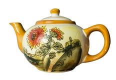 Vaso del tè Immagine Stock