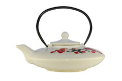 Vaso del tè di Chinise Fotografia Stock