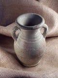 Vaso dell'argilla Immagine Stock Libera da Diritti