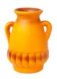Vaso dell'argilla Fotografia Stock