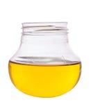 Vaso dell'olio Fotografia Stock