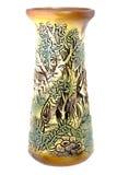 Vaso della porcellana del Borneo. Fotografie Stock