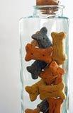 Vaso di biscotto del Fido Fotografie Stock