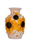 Vaso di ceramica Immagini Stock Libere da Diritti