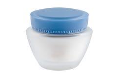 Vaso di crema Immagine Stock Libera da Diritti