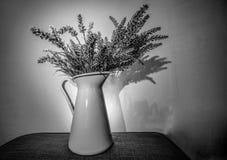 Vaso di fiore d'annata Immagini Stock Libere da Diritti