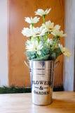 Vaso di fiori Fotografia Stock