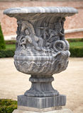 Vaso di marmo Fotografie Stock