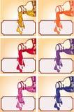 Vaso di ostruzione Fotografie Stock