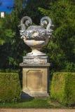 Vaso di pietra antico Fotografia Stock Libera da Diritti
