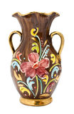 Vaso do kitsch Fotos de Stock Royalty Free