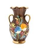 Vaso do kitsch Foto de Stock