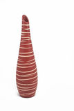 Vaso do tigre Foto de Stock Royalty Free