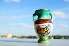Vaso grego Imagens de Stock Royalty Free