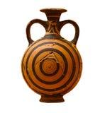 Vaso grego Fotografia de Stock Royalty Free