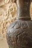 Vaso israelita, fim acima do detalhe Imagem de Stock Royalty Free