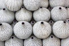 Vaso redondo Fotografia de Stock