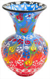 Vaso turco Immagine Stock