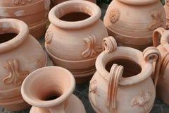 Vasos Fotografia de Stock