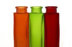 Vasos coloridos Fotografia de Stock Royalty Free