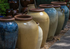 Vasos da cerâmica Imagens de Stock