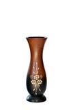 Vasos de madeira Fotos de Stock Royalty Free