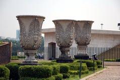 Vasos decorativos antigos Fotografia de Stock