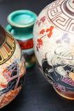 Vasos gregos Foto de Stock Royalty Free