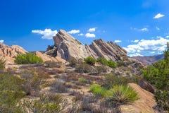 Vasquez oscila el parque natural del área Foto de archivo libre de regalías